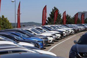vente véhicules d'occasion